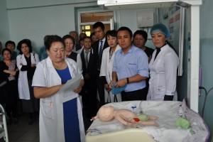 Кара-Суйская территориальная больница улучшает показатели работы.
