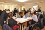 Руководители отделений и больниц, участвующие в проекте ФОР,  обучаются разрабатывать бизнес-планы.