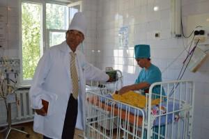 Ноокатская Больница и ЦОВП Мырза-Аки показывают стабильные результаты по проекту ФОР