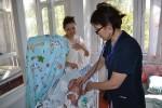 В родильных домах Бишкека оценивают качество их работы